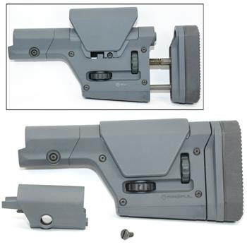 Magpul AR15 - AR10 PRS Precision Rifle Stock - Gen 3 - Gray
