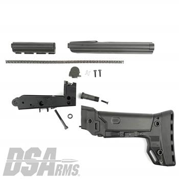 DSA FAL SA58 PARA Conversion Kit - Includes B.R.S. PARA Stock, Lower Trigger Frame, PARA Carrier, NOSE PARA Top Cover, Springs and PARA Sight