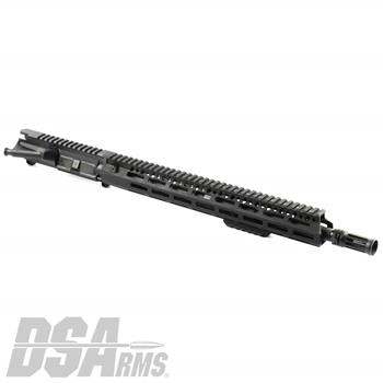 "DSA AR15 16"" Chrome Lined Barrel w/ BCM 15"" MCMR M-LOK Handguard Upper Receiver Assembly"