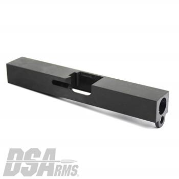 DS Arms 4140 Steel Glock Slide - Gen3 Model 19 - Gunsmith - No Exterior Machining - Phosphate Finish