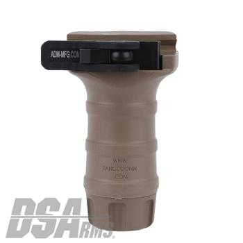 TangoDown Vertical Fore Grip - Stubby - QD Picatinny - FDE