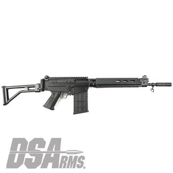 "DSA SA58 16"" Range Ready Traditional PARA Carbine Rifle"