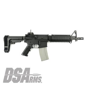"DSArms AR15 10.3"" Service Series 5.56x45 NATO MK18 - Mod O Pistol - Knight's Armament Upgrades"