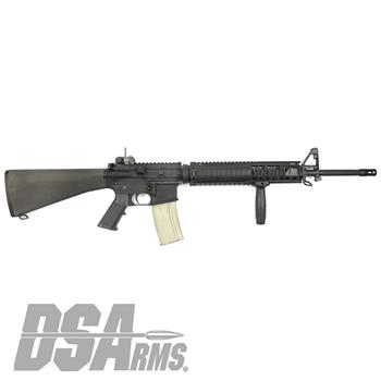 "DSArms AR15 20"" Service Series 5.56x45 NATO A4 Rifle - Knight's Armament Upgrades"
