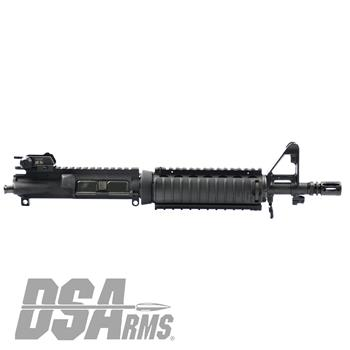 "DS Arms AR15 MK18 10.3"" 5.56x45mm Service Series Upper Receiver Assembly"