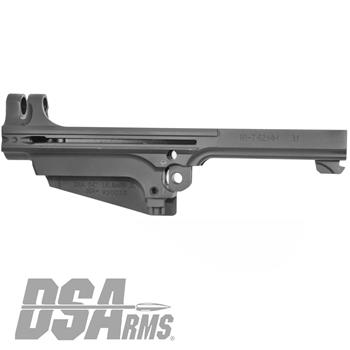 DSA FAL SA58 FORGED Type R1 Carry Handle Cut Semi Auto Receiver - 7.62mm