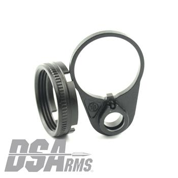 PWS AR15 Ratcheting Lock Nut & QD End Plate Kit
