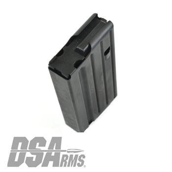 C Products Defense DURAMAG AR .308 WIN/ / 6.5 CR -  Black SS - 20 Round